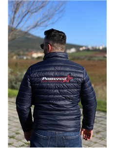 Men's light padded jacket GS (Dark Blue)
