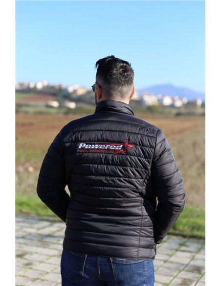 Men's light padded jacket GS (Black)