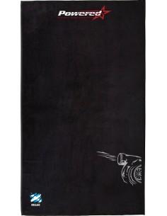 "Black Sea Towel ""Powered GS"" 70x140cm."