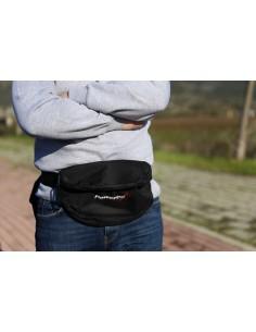 Black waist bag (N2)